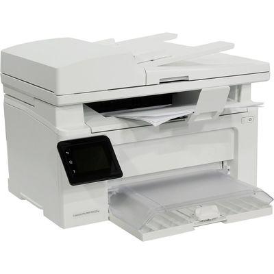 МФУ, лазерная черно-белая печать HP LaserJet Pro M132fw (G3Q65A) A4 WiFi