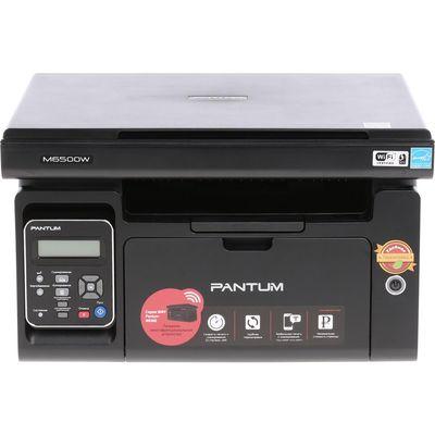 МФУ, лазерная черно-белая печать Pantum M6500W A4 WiFi