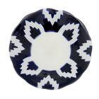 Тарелка круглая «Атлас», 13 см