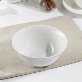 """Салатник 450 мл """"Классика"""", 14,5 см, цвет белый"""