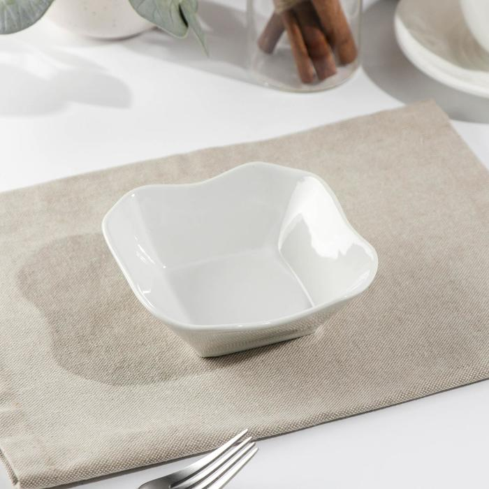 Салатник TURON PORCELAIN «Классика», 250 мл, 11×11 см, цвет белый - фото 308067733