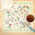 """Салфетка на стол """"Полевые цветы"""" 30х30 см, 100% п/э, оксфорд 420 г/м2"""