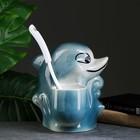 """Подставка под ёрш """"Дельфин"""", с ёршиком - фото 4650253"""