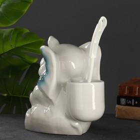 """Подставка под ёрш """"Слон"""", с ёршиком - фото 4650262"""