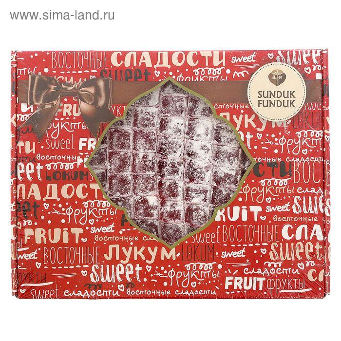 """Лукум """"Восточный"""" с ароматом граната ТМ Sunduk Funduk  4,5 кг"""