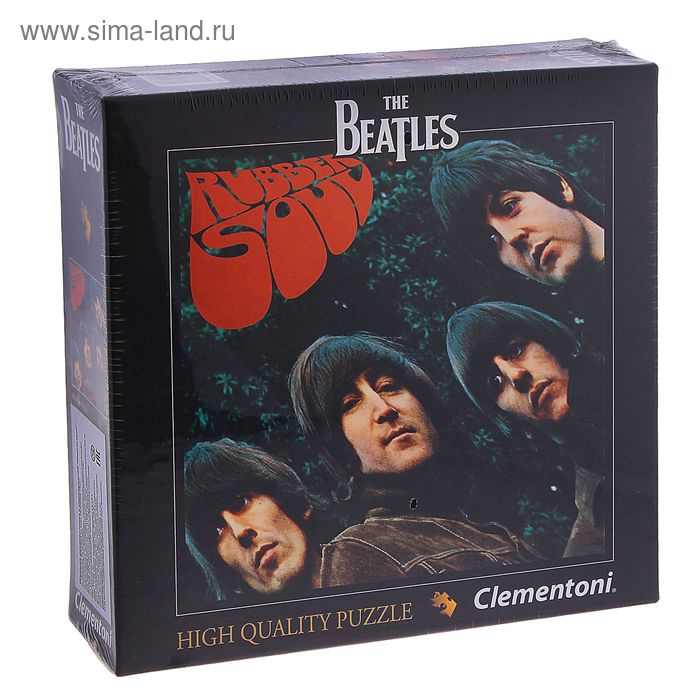 Пазлы The Beatles. Rubber Soul, 289 элементов