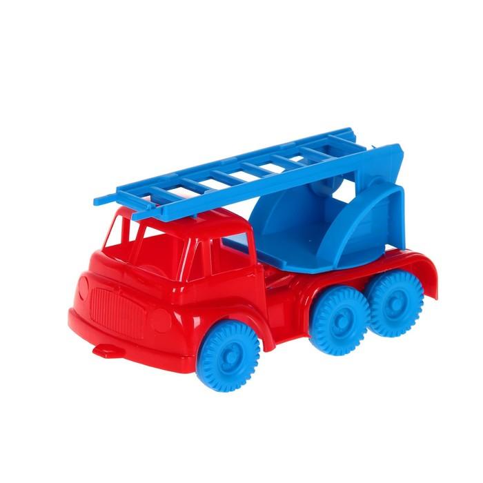 Автомобиль «Тоша» - Пожарная машинка - фото 76791563