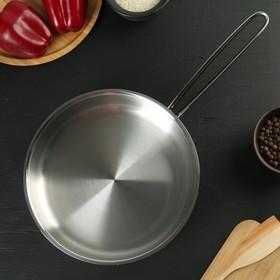 Сковорода 24 см «Гурман-Классик», тройное дно