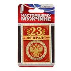 "Магнит ""23 Февраля"", герб"