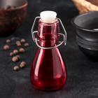 "Бутылка для соуса и масла 100 мл ""Галерея"", 5х5х10,5 см, цвета МИКС"