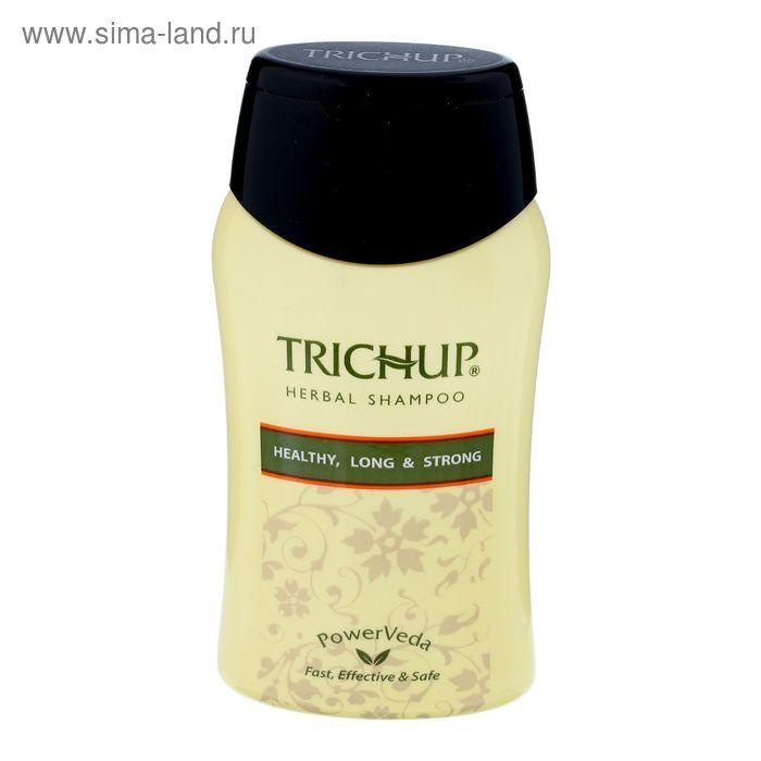 Шампунь Тrichup укрепление и здоровье, травяной, 100 мл