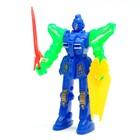 Робот «Воин», цвета МИКС