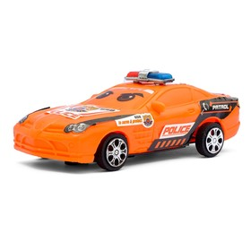 Машина заводная «Полицейская тачка»