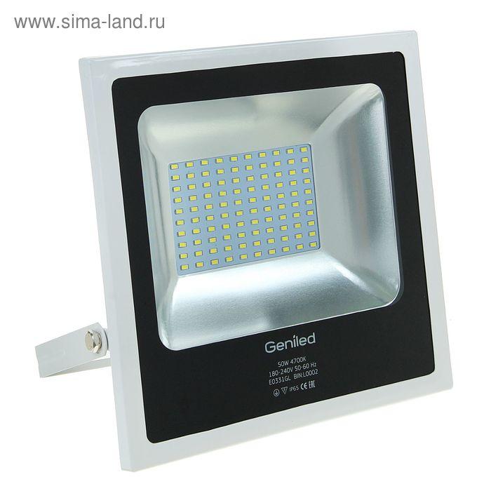 Прожектор светодиодный Geniled СДП-50, 50 Вт