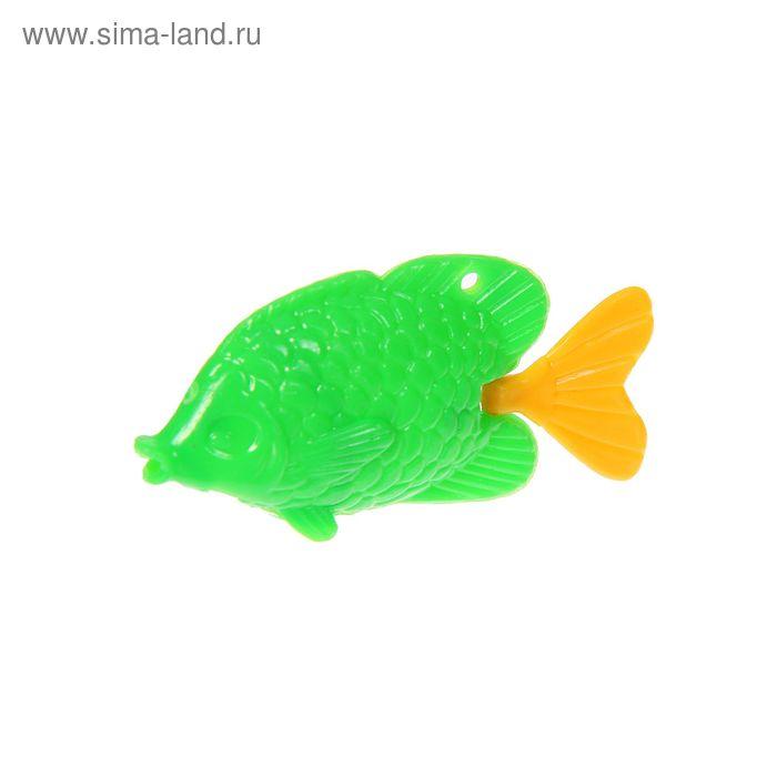 """Свисток """"Рыбка"""", цвета МИКС"""