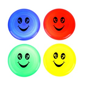 """Flying saucer """"Smile"""", MIX colors"""