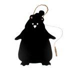 """Грифельная доска """"Пингвин"""" 30х39 см"""