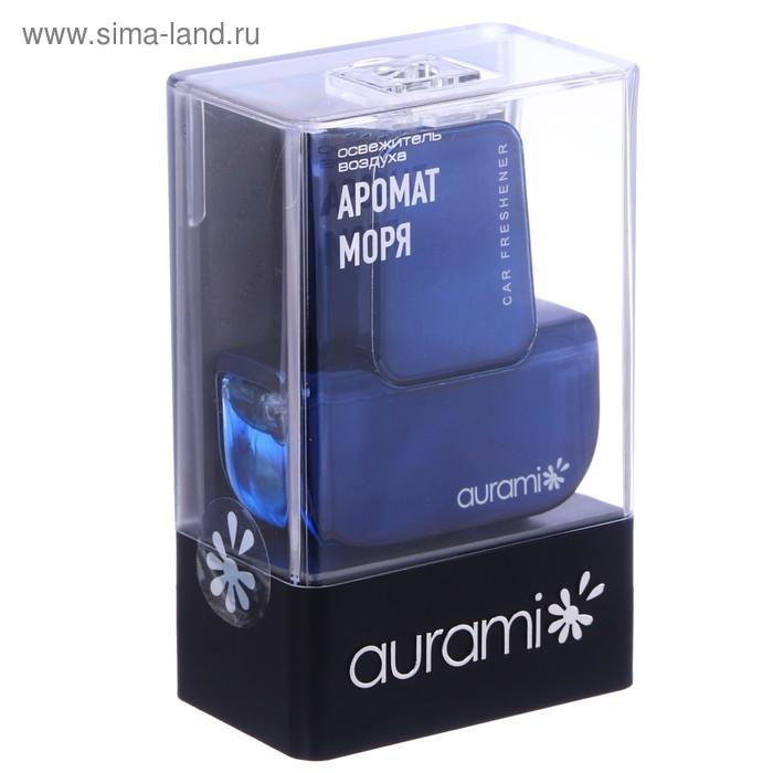 "Ароматизатор воздуха на жидкой основе  AURAMI ""Аромат моря"""