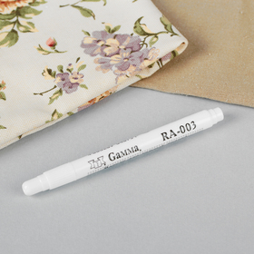 Маркер для ткани самоисчезающий, цвет белый Ош