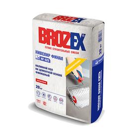 Ровнитель для пола Brozex НП-42, 20 кг