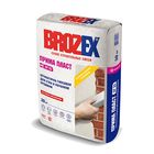 Смесь штукатурная Brozex Прима Пласт GP55 ГИПСОВАЯ 30,0 кг