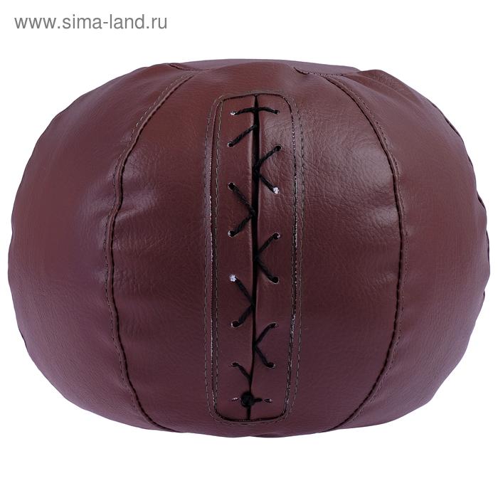 Мяч набивной 4кг, цвета микс