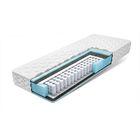 Матрас Eco Soft, размер 160х200 см, высота 18 см, чехол жаккард-эко