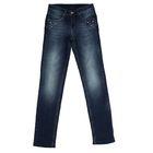 Джинсы для девочки, рост 152 см, цвет синий 8115 C