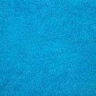 Полотенце махровое «Экономь и Я», размер 70х130 см, цвет голубой - фото 1395665