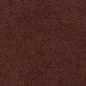 Полотенце махровое «Экономь и Я», размер 70х130 см, цвет шоколад - фото 1396103