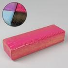 Валик для маникюра, 29 х 8,5 х 5 см, цвет МИКС