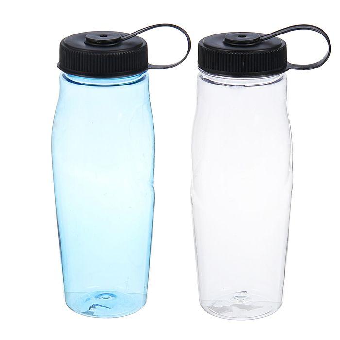 Бутылка спортивная Missy, 600 мл, микс