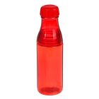 Бутылка для воды разборная Bottle, 600 мл, красная
