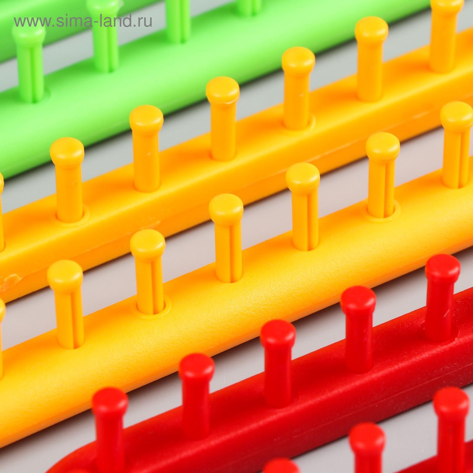 набор устройств для вязания лум 4 шт 25х5х3 см365х5х3 см