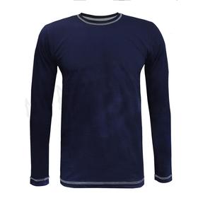 Джемпер мужской 20467, цвет синий, размер 54