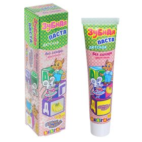 Children's toothpaste