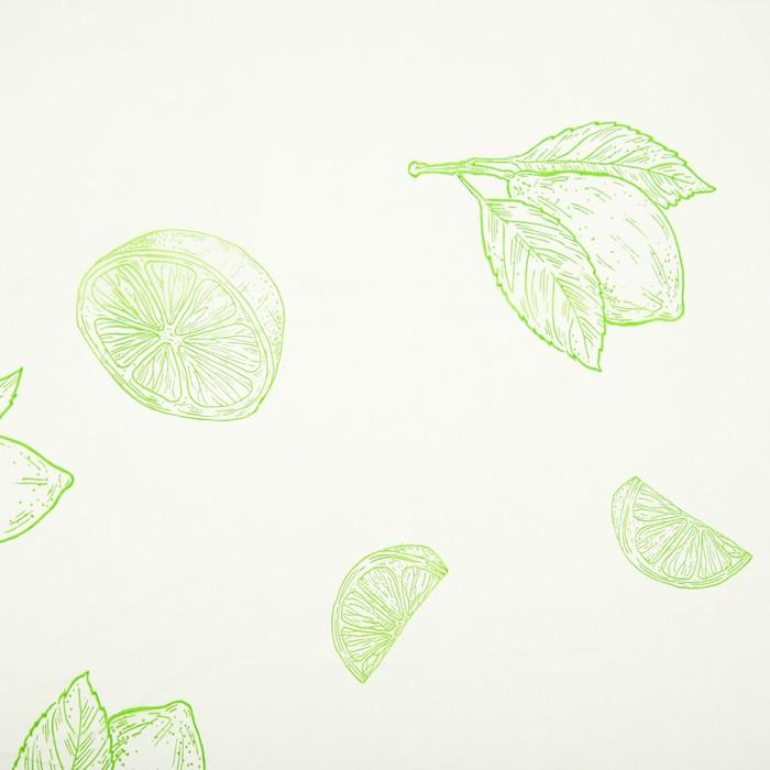 """Скатерть 110×150 см """"Лимоны"""""""