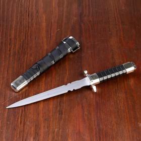 Кортик, рукоять и ножны с рёбрами, 29,5 см Ош
