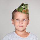 """Cap children's """"Camouflage"""", PP 52-54 cm"""