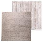 Бумага для скрапбукинга «Белённые доски», 30.5 × 30.5 см, 180 г/м