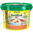 Корм Pond GoldMix для золотых рыб, смесь 10 л
