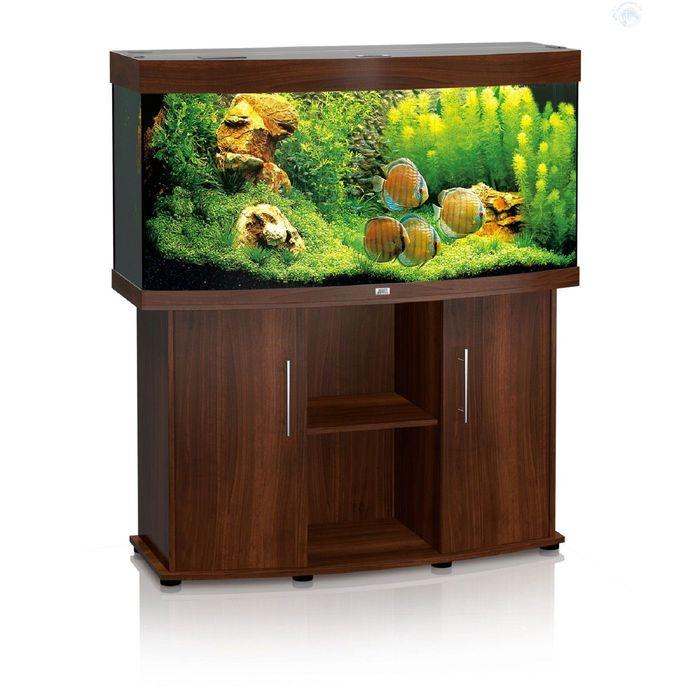 Тумба для аквариума JUWEL Вижн 260 темно-коричневая 121x46x73см
