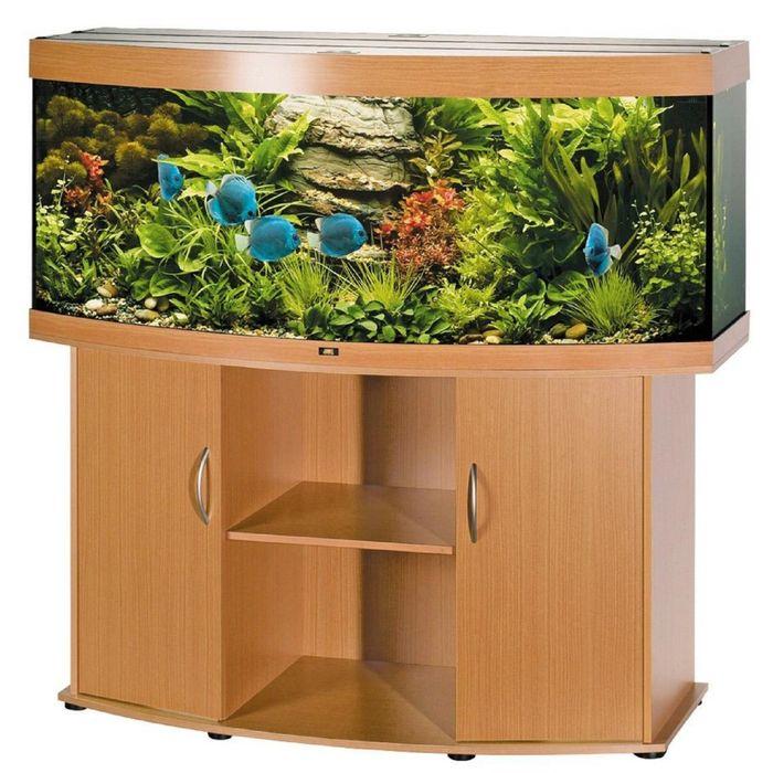 Тумба для аквариума JUWEL Вижн 450 бук 151x61x80см