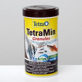 Корм TetraMin Granulat для рыб, гранулы, 500 мл