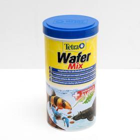 Корм TetraWaferMix для рыб, таблетки, 1 л.