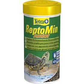 Корм Tetra ReptoMin Junior для молодых черепах, 250 мл.