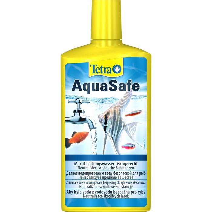 Кондиционер для подготовки воды AquaSafe 500мл на объем 1000л