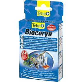 Кондиционер для разложения органики BIOCORYN 12 капсул на объем 600л