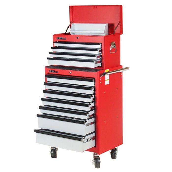 Шкаф инструментальный JTC, JTC-3931+3011, подкатной, 4 секции