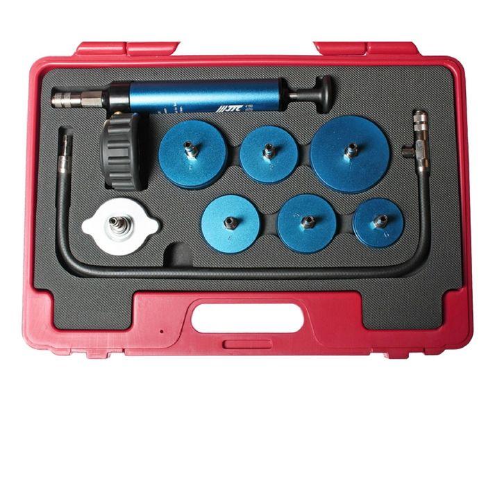 Набор инструментов JTC, JTC-4150, для тестирования герметичности системы охлаждения, кейс